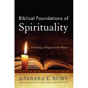 Fondamenti biblici della spiritualità - tocca con un dito alla fiamma