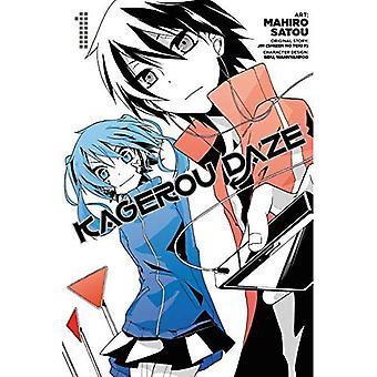 Kagerou Daze, Vol. 1 (Manga) (Manga de Kagerou Daze)