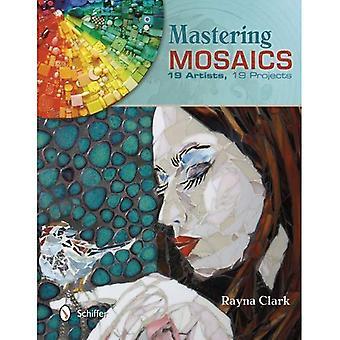 Mastering mosaici: 19 artisti, 19 progetti