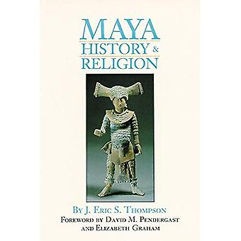 Maya-Geschichte und Religion (Civilization of the American Indian (Taschenbuch))