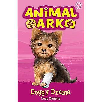 Djur Ark, ny 5: Doggy Drama: boka 5 (djur Ark)