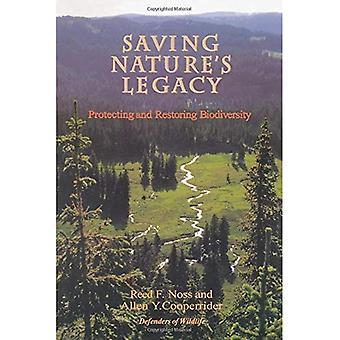 Eredità della natura di risparmio: protezione e ripristino della biodiversità