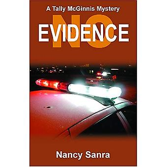 No Evidence: A Tally Mcginnis Mystery
