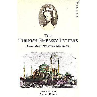 Turkiska ambassaden bokstäverna