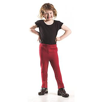 HyPERFORMANCE Childrens/Kids Dotty Jodhpurs
