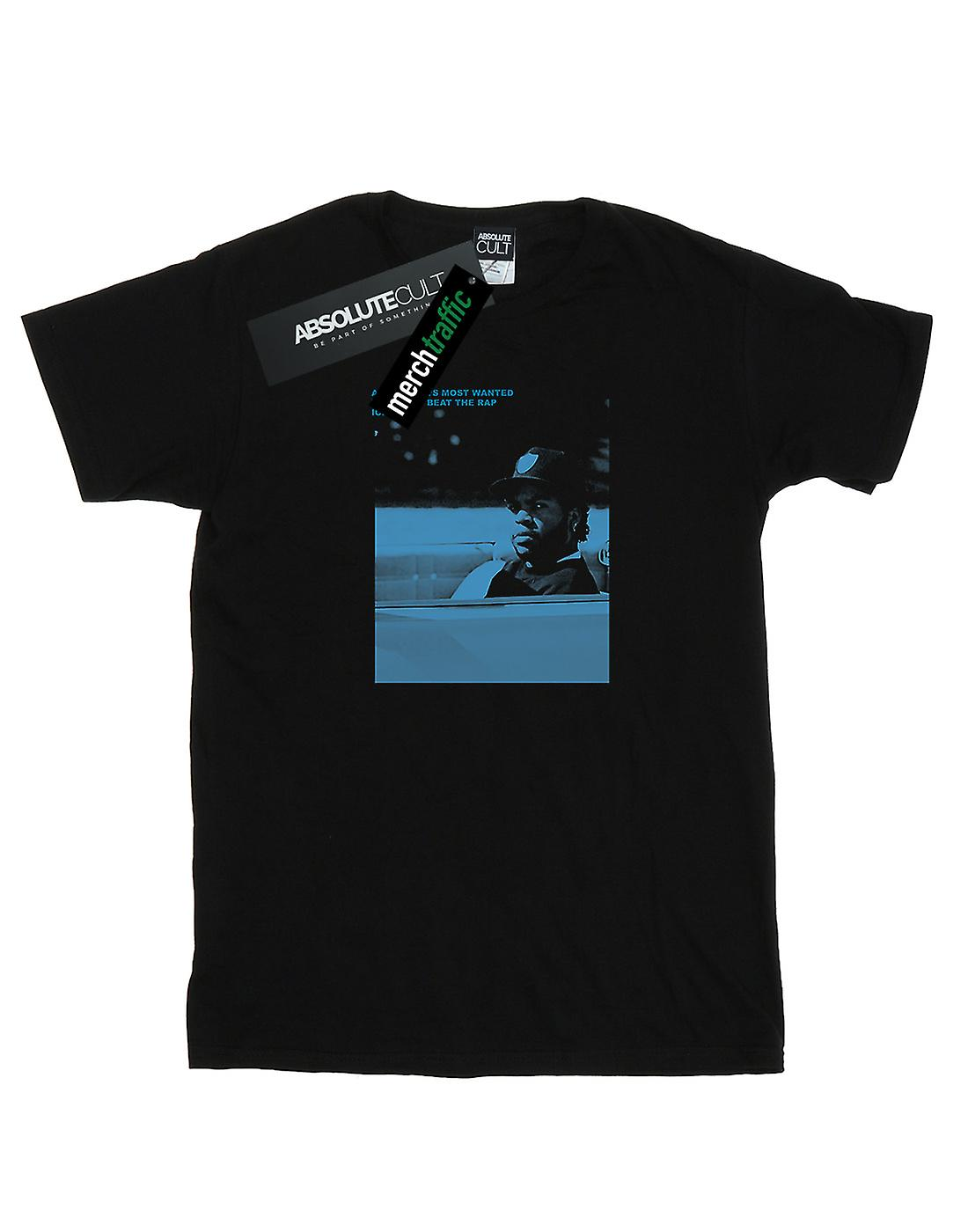 Ice Cube Men's Most Wanted Neon T-Shirt