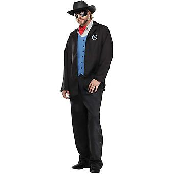 Western Man Adult Costume