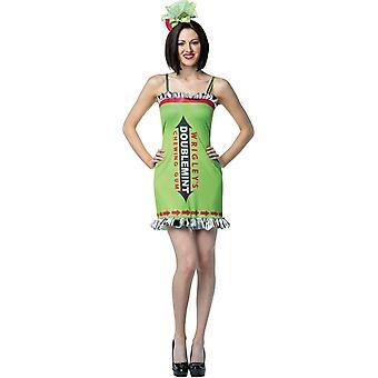 Wrigleys's Doublemint Dress