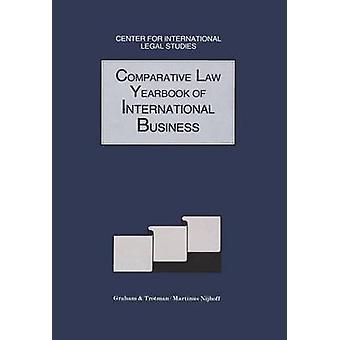 Komparativ rätt yearbooken av internationell verksamhet 1991 av Campbell & Dennis