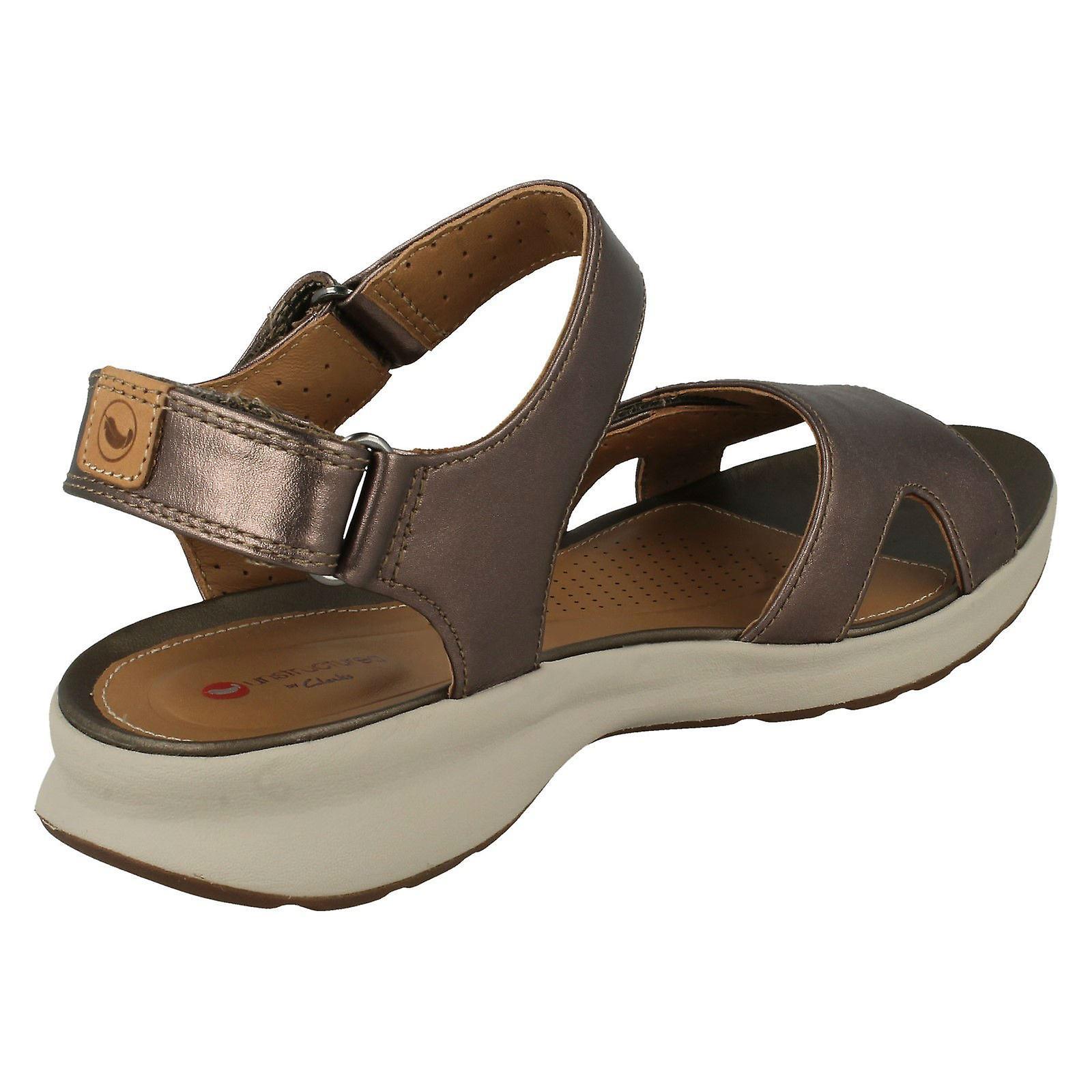 Ladies Clarks Unstructured Sandals Un Adorn Calm