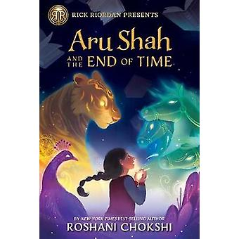 Aru Shah and the End of Time by Roshani Chokshi - 9781432849818 Book