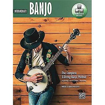 Complete 5-String Banjo Method - Intermediate Banjo - Book & Online Au
