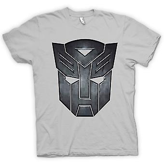 Mens T-shirt-Autobot Transformers