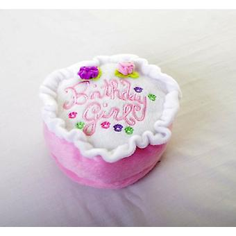 Birthday Cake Dog Toy -