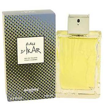 Eau D'ikar by Sisley Eau de toilette spray 3,3 oz (mænd) V728-483219
