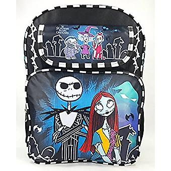 Backpack - Nightmare Before Christmas - Jack w/Sally New 122188