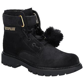 Caterpillar Womens/Ladies Conversion Velvet Ankle Leather Boot