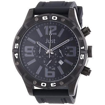 Just Watches Watch Man ref. 48-S3978-BK-BK