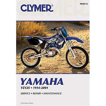Yamaha YZ125 94-01 (Clymer Motorcycle Repair)