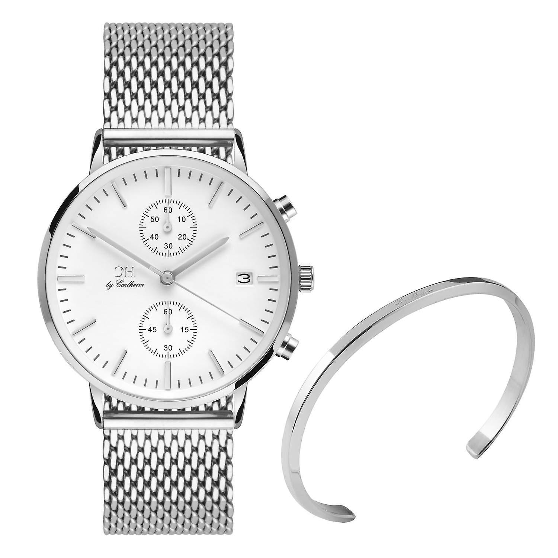 Carlheim | Armbandsur | Chronograph | Valdemar 3 | Skandinavisk design