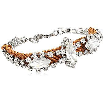 Sweet Deluxe Dreambase-Bracelet Abby Handi Craft Silver/Brown 18-19cm 00274
