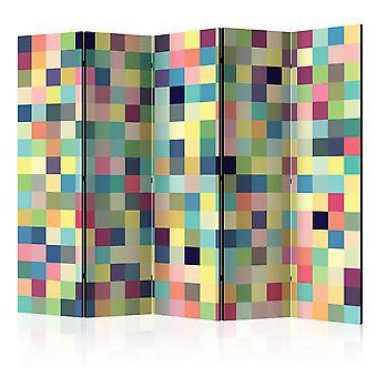 Vouwscherm - Millions of colors [Room Dividers]