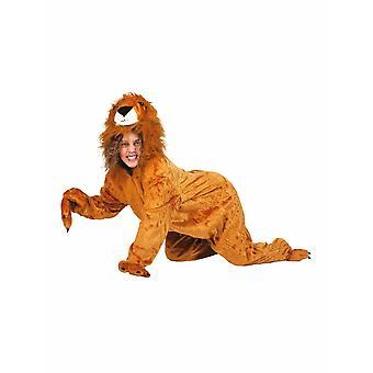 Löwe Simba Herrenkostüm König der Tiere Herren Kostüm