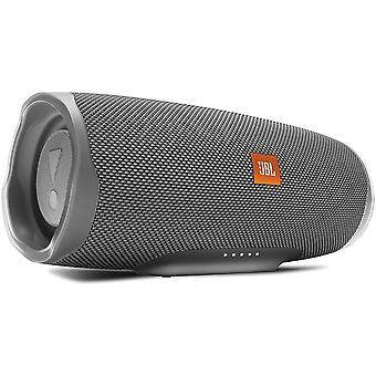 JBL Charge 4 Portable Bluetooth Speaker and Power Bank with Rechargeable Battery Waterproof Grey
