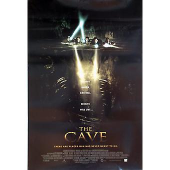 De grot (enkelzijdig Regular) originele Cinema poster
