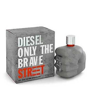 Only The Brave Street By Diesel Eau De Toilette Spray 4.2 Oz (men) V728-545770