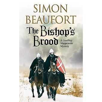 The Bishop's Brood - An 11th Century Mystery by Simon Beaufort - 97818