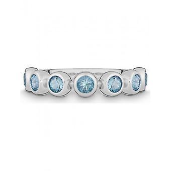 QUINN - Ring - Ladies - Hvitt gull 750 - Bredde 56 - 421065658