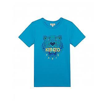 Kenzo Kids Iconic Tiger Print T-shirt