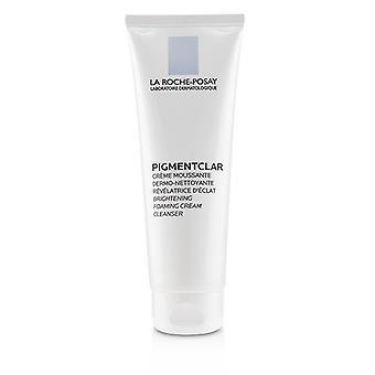La Roche Posay Pigmentclar السطوع رغوة كريم المطهر - 125ml/4.2oz