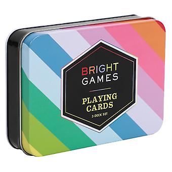 Bright Games 2Deck Set of Playing Cards