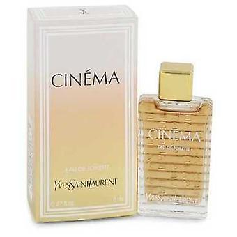 Cinema By Yves Saint Laurent Mini Edt .27 Oz (women) V728-548437