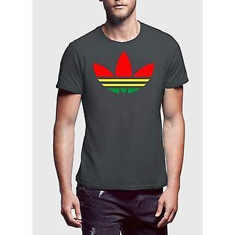 Bob marley play boy logo halv ærme mænd t-shirt