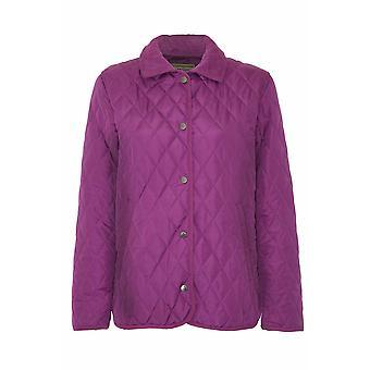 Ladies Champion Country Estate Ingleton Diamond Quilted Summer Coat Jacket