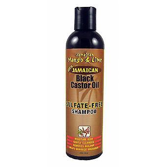 Jamaican Mango Lime Black Castor Oil Sulfate-Free Shampoo 237ml