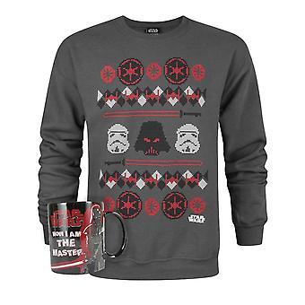 Star Wars Christmas Sweater and Mug