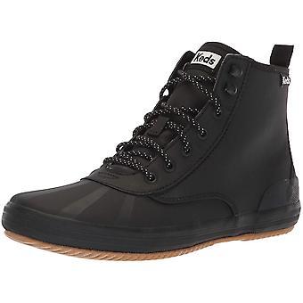 Keds Women's Scout Boot Splash Twill Wx Sneaker