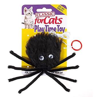 Classic For Pets Furry Spider Cat Toy180mm