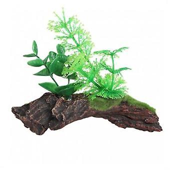 Fluval Fluval Decor Replica Root / Moss 14X4X12Cm (Fish , Decoration , Drift Wood )