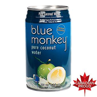 Blue Monkey Coconut Water -( 330 Ml X 24 Cans )