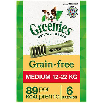 Greenies Snack Natural Grain Free Dental  for Medium Dogs
