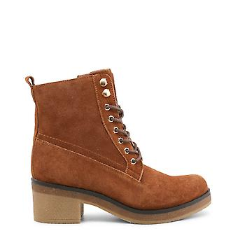 Docksteps Original Women Fall/Winter Ankle Boot - Brown Color 32541
