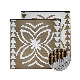 Lalolagi Pacific Island Samoa Design Recycled Mat