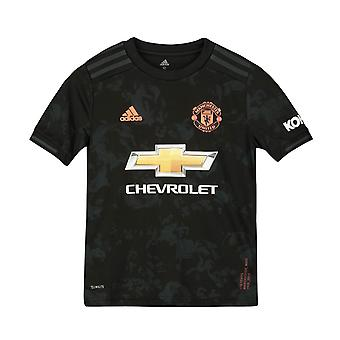 Manchester United FC Officiel Football Gift Boys Troisième Kit Shirt 2019/20
