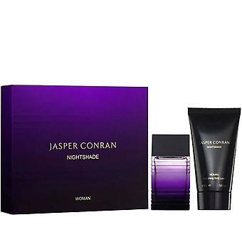 Jasper Conran Nightshade Woman Eau de Parfum Spray 50ml Gift Set