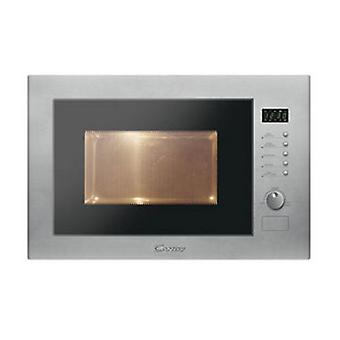 Microwave with Grill Candy MIC25GDFX 25 L 900W Stainless steel